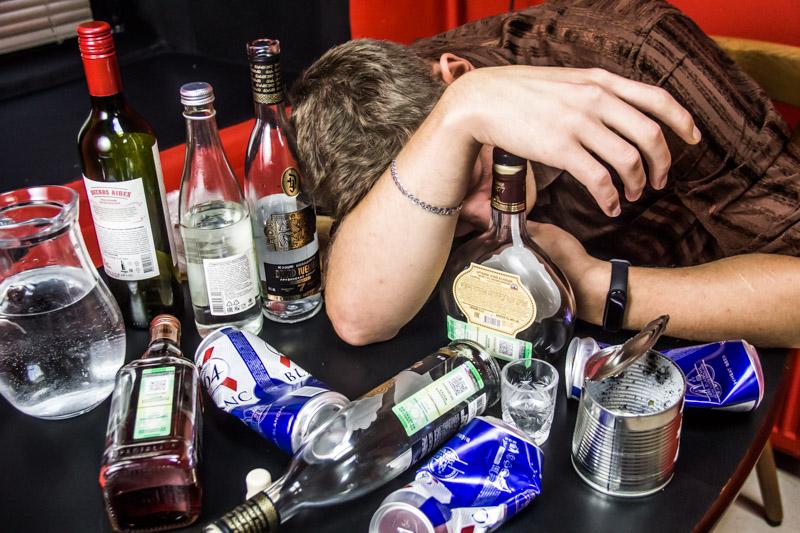 Лечение алкоголизма в Санкт-Петербурге