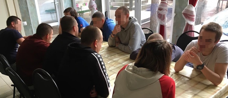 Тренинг «Карусель» наркоцентр СПб